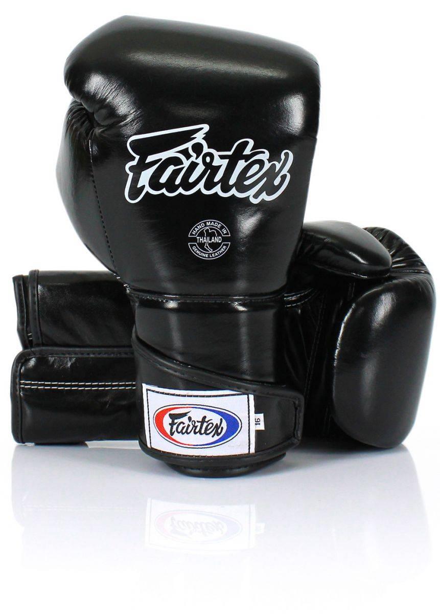 Боксерские перчатки Fairtex BGV6 Stylish Angular Spar-10