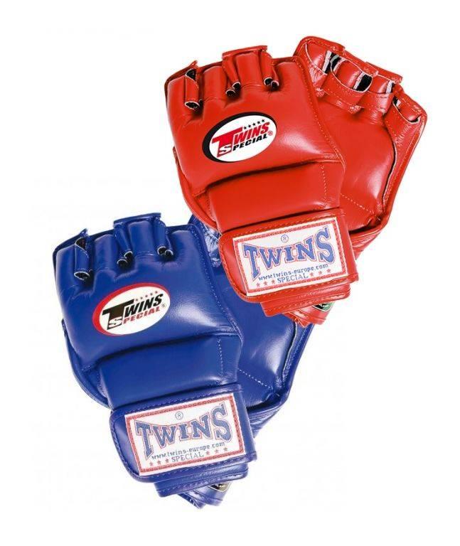 Перчатки MMA Twins GGL-3-M