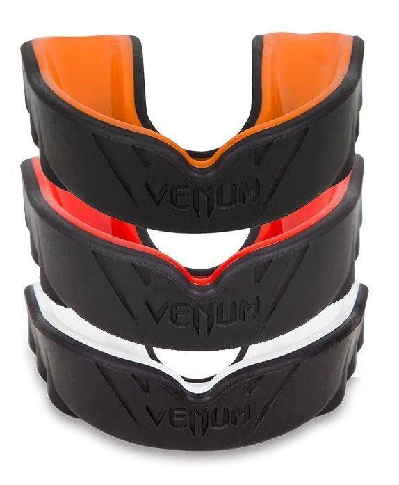 Капа Venum Challenger Mouthguard Черно-серая
