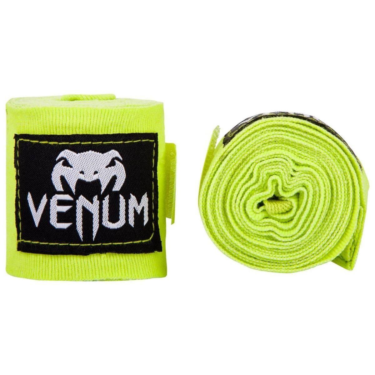 Бинты Venum Boxing Handwraps (2,5м)-черный