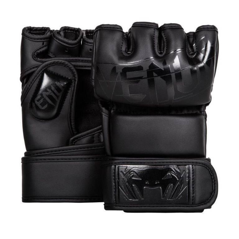 Перчатки Venum Undisputed 2.0 MMA Gloves Mate/Black-S