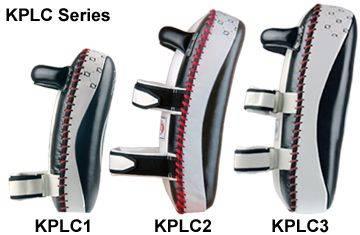 Тай-пэды Fairtex «STANDART CURVED» KPLC3-2 штуки