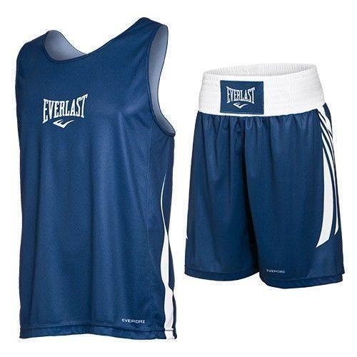 Боксерская форма Everlast Elite Competition Blue-XL