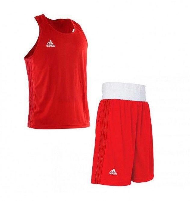 Форма для бокса Adidas Boxing Red-XS