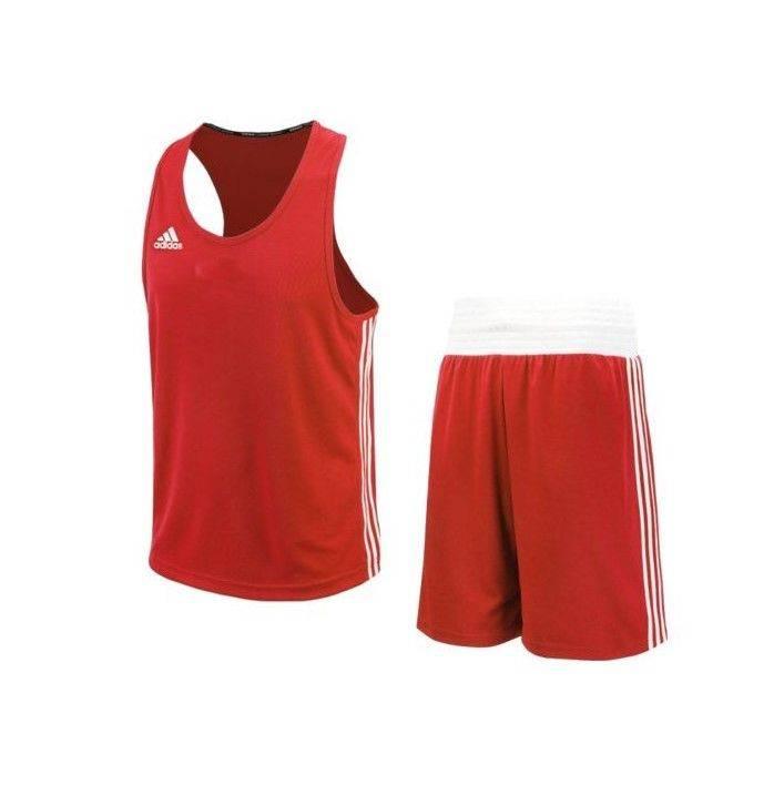 Боксёрская форма ADIDAS Base Punch Red-XXS