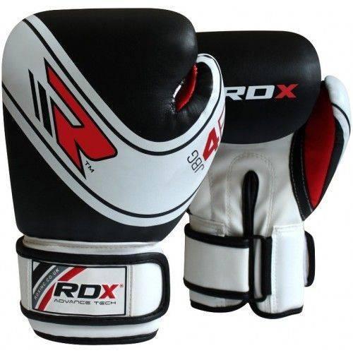 Детские перчатки для бокса RDX Kids Black-6