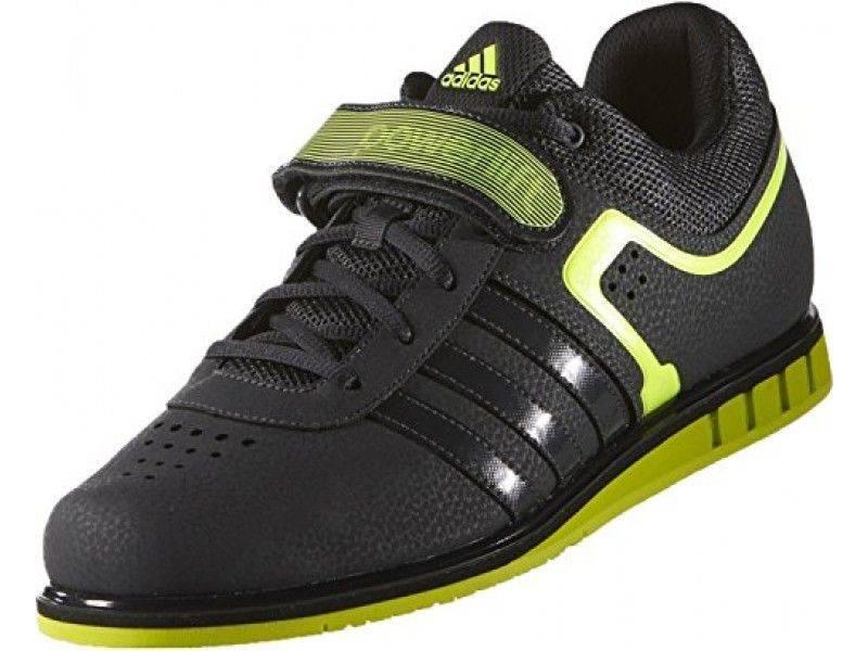 Штангетки Adidas PowerLift 2.0 Black/Yellow
