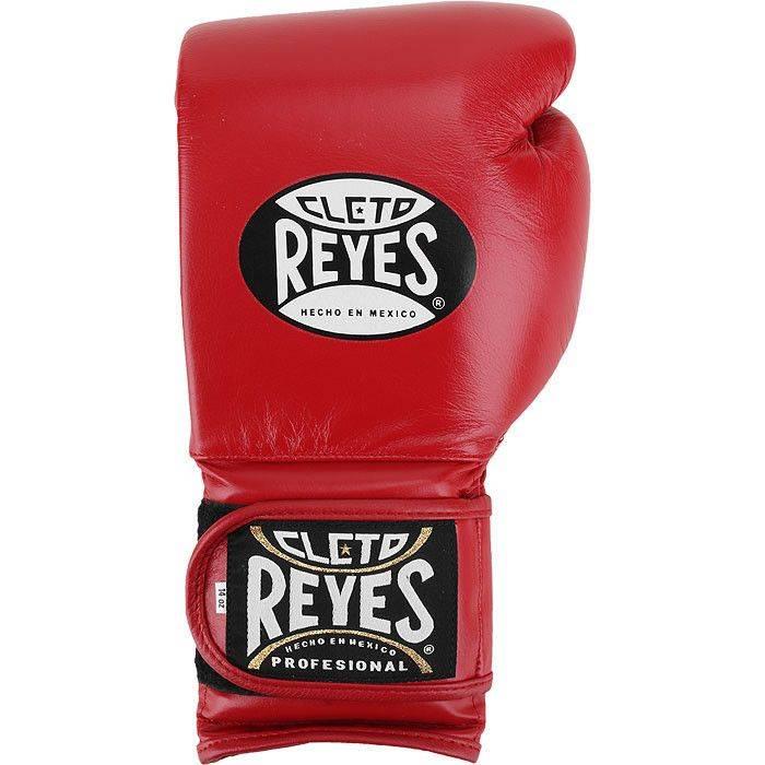 Боксерские перчатки Cleto Reyes Hook and Loop Training Gloves-12