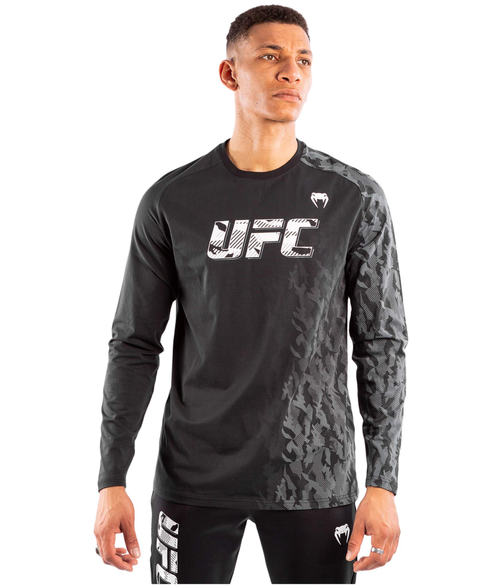 Кофта с длинным рукавом UFC VENUM Authentic Fight Week XS
