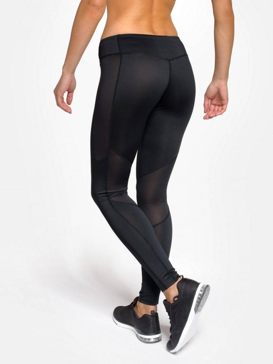 Компрессионные штаны Peresvit Air Motion Leggings Black-XS