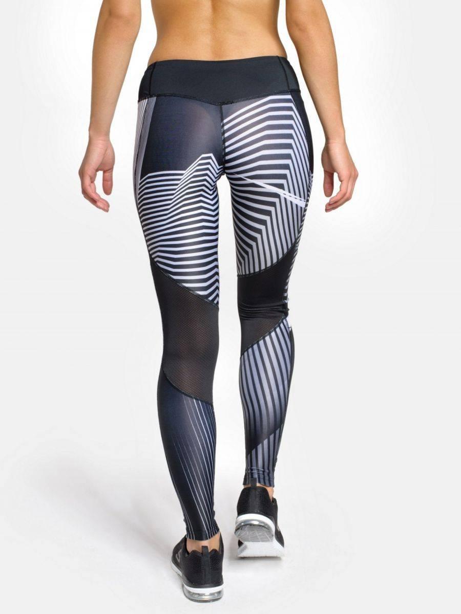 Компрессионные штаны Peresvit Air Motion Printed Leggins Insight-XS