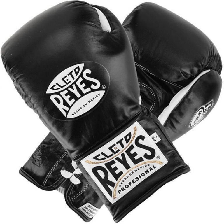 Перчатки для бокса Cleto Reyes Official Safetec Gloves-8