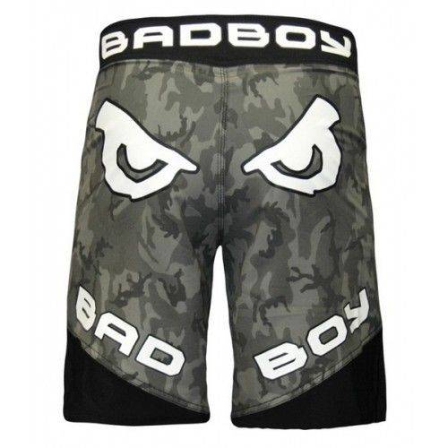 Шорты Bad Boy Legacy II Short Camo Grey