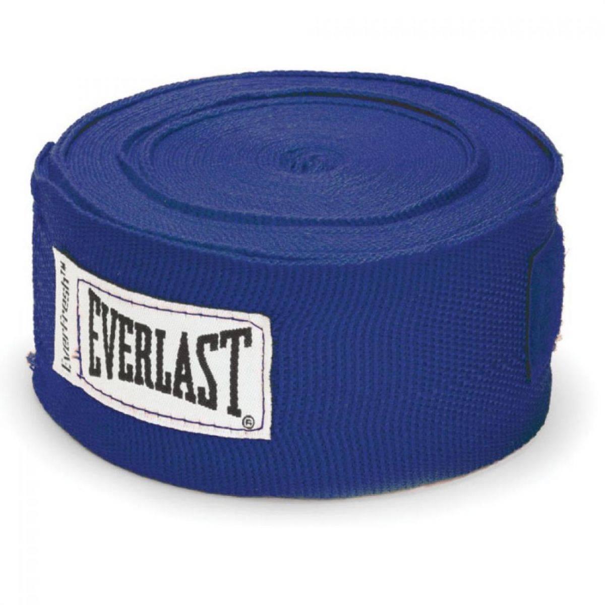 Бинты Everlast 4,57м-синий