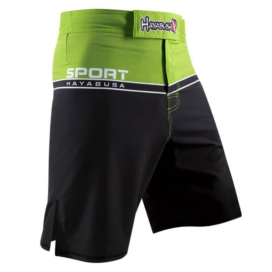 Шорты Hayabusa Sport Training Shorts Green-S