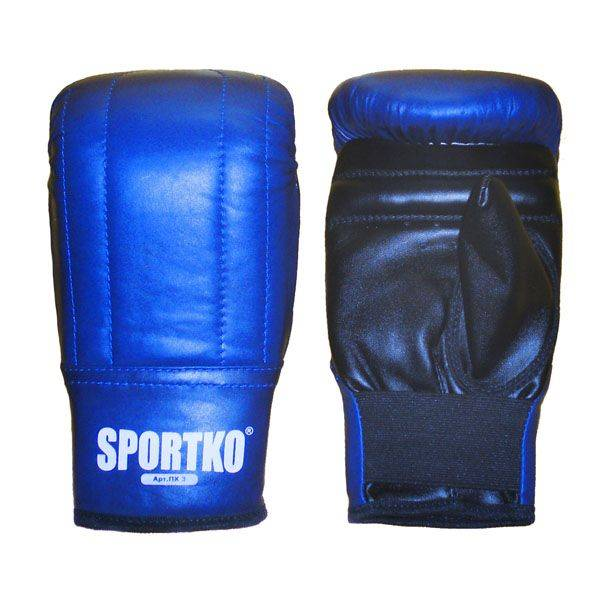 Перчатки снарядные SportKo ПК3-S/M