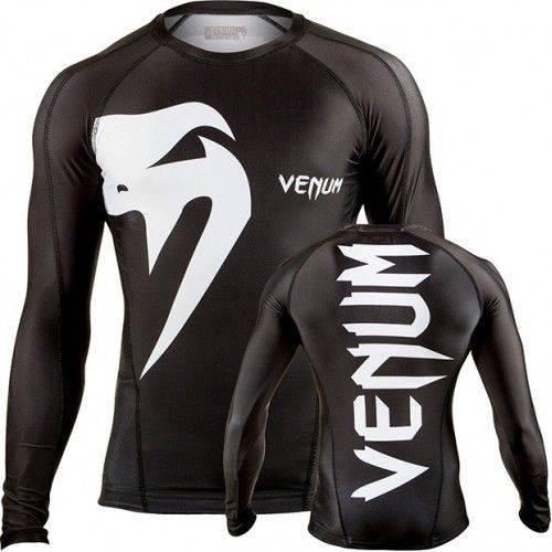 Рашгард Venum Giant Rashguard Long Sleeves-S
