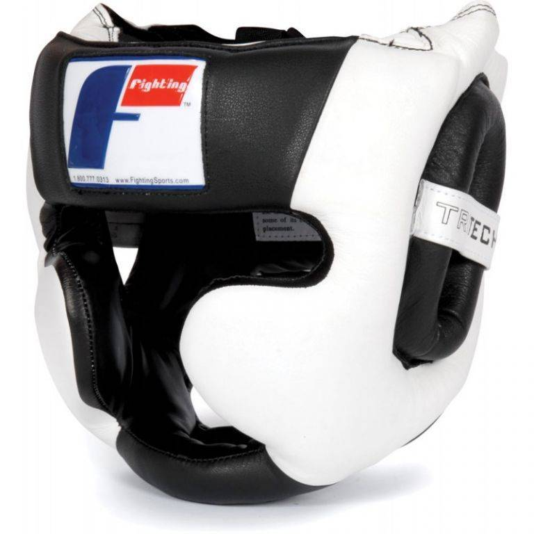 Шлем для бокса Fighting Sports Tri-tech Full Training-L/XL