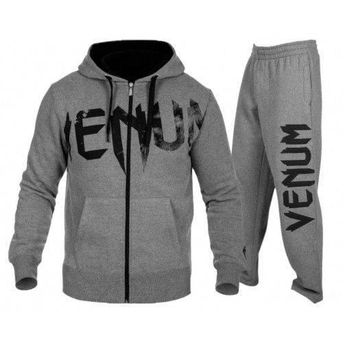 Спортивный костюм Venum Undisputed Grey