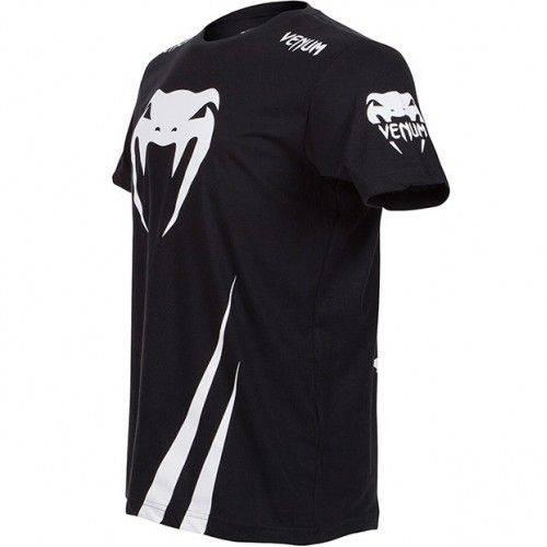 Футболка Venum Challenger Black/Ice-M