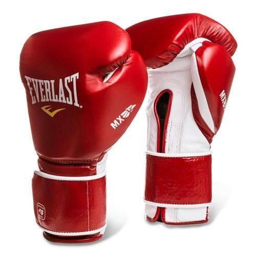 Перчатки боксерские Everlast MX Hook & Loop Training Gloves-12