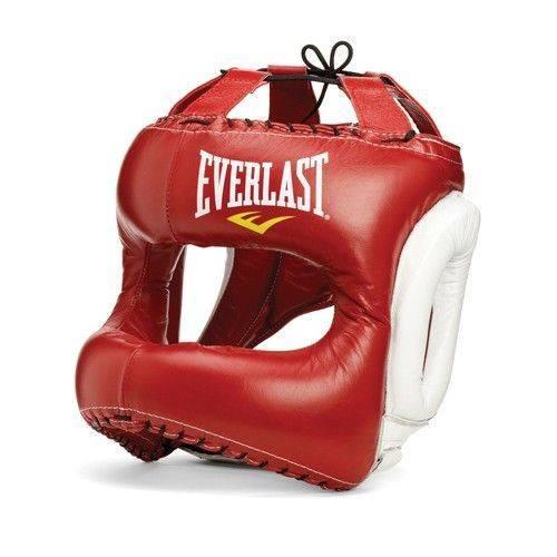 Шлем с бампером Everlast MX Headgear-M