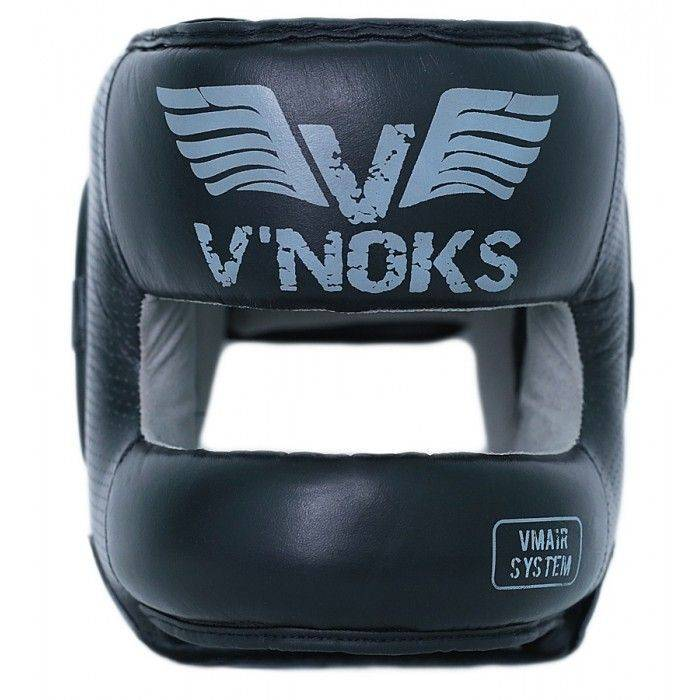 Шлем с бампером V`Noks Boxing Machine