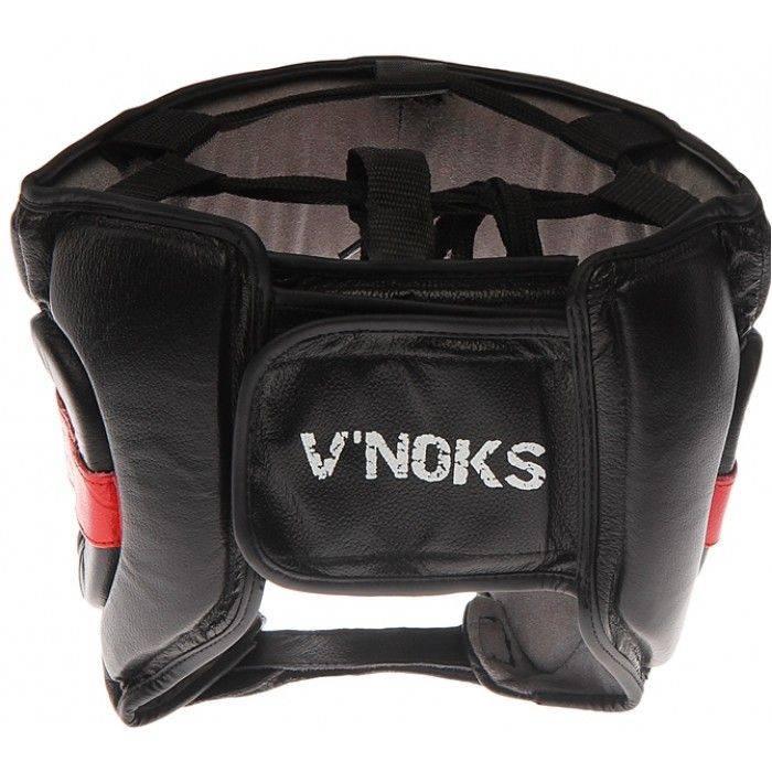 Боксерский шлем V`Noks Potente Red-M