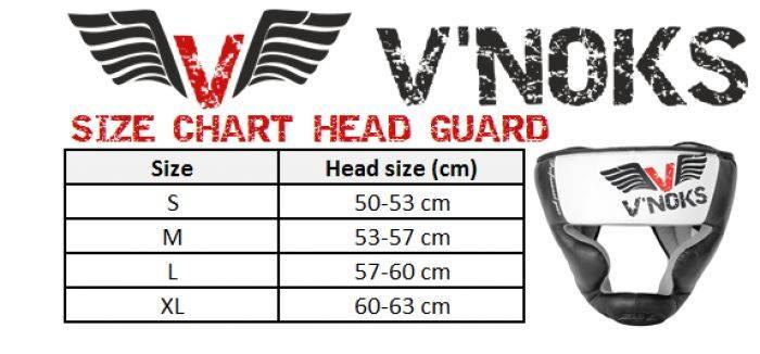 Боксерский шлем V`Noks Aria White-S