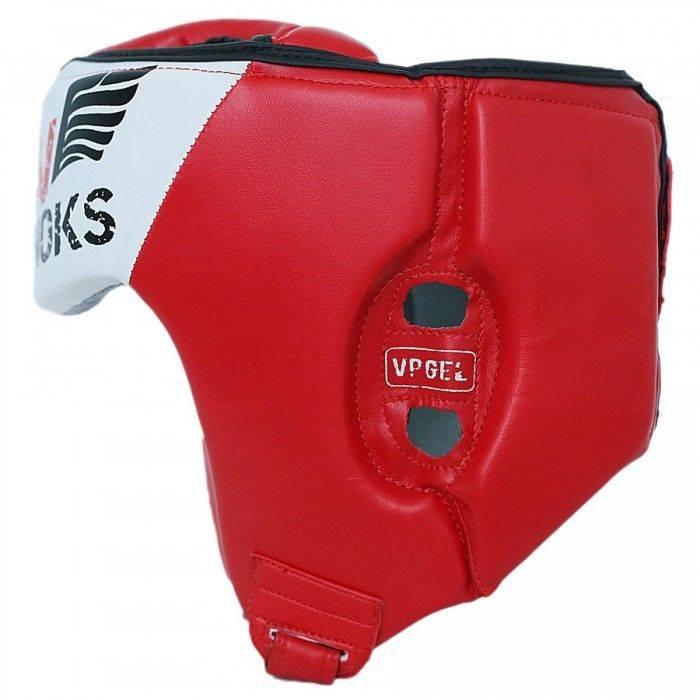 Шлем для бокса V`Noks Lotta Blue/Red-XL