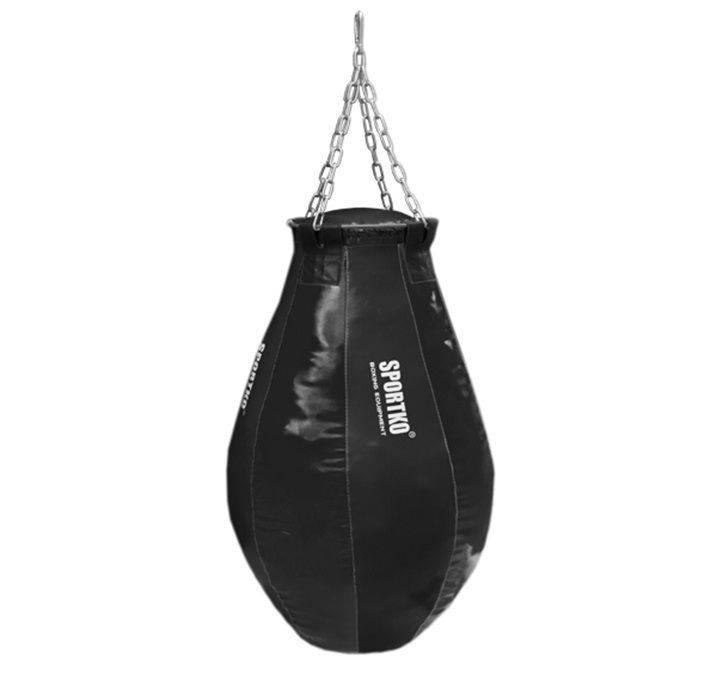 Боксерский мешок SportKo Капля ПВХ-100см 65кг