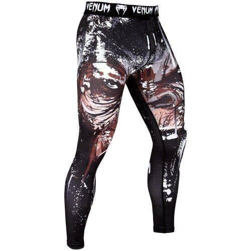 Компрессионные штаны Venum Gorilla Spats-S
