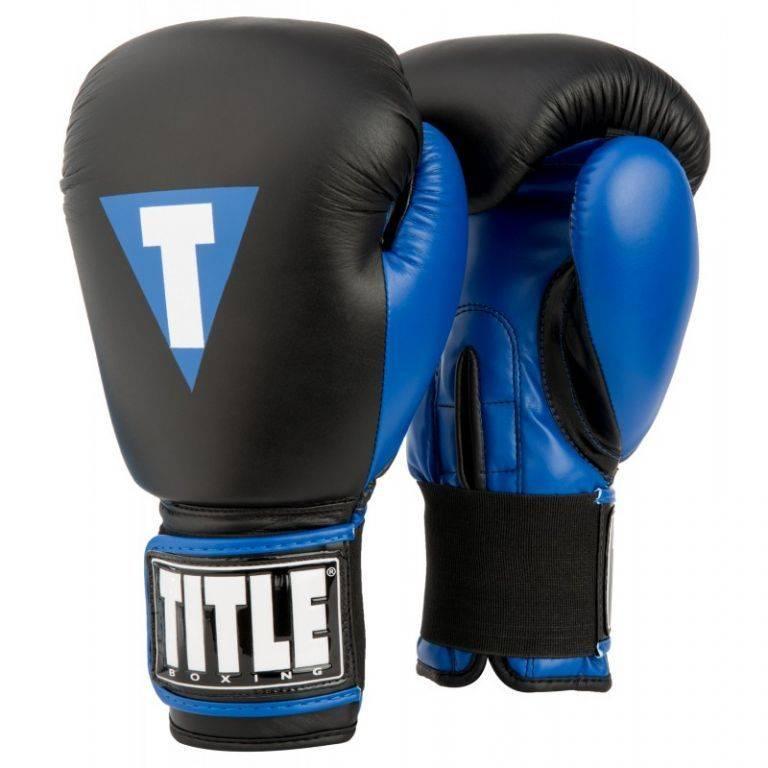 Перчатки боксерские TITLE Dethrone Leather Heavy Bag