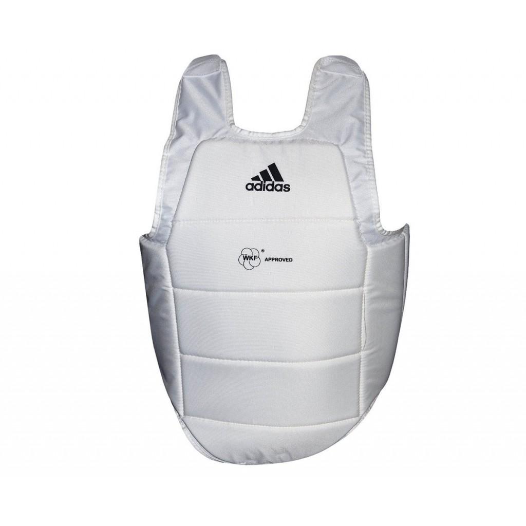 Защита туловища Adidas с лицензией WKF XS