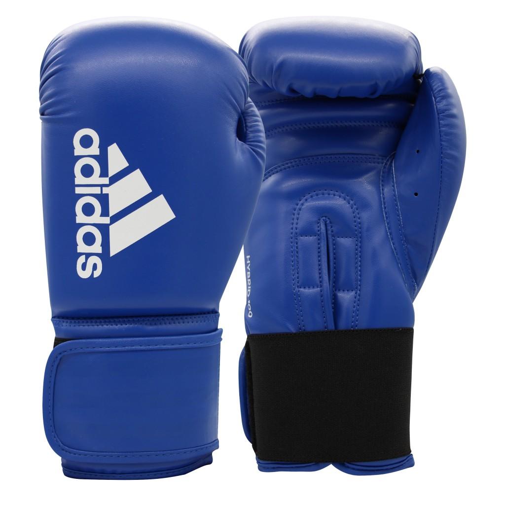 Боксерские перчатки Adidas Hybrid 100-10