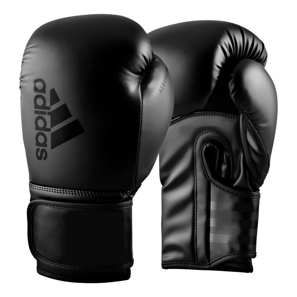 Детские перчатки для бокса Adidas Hybrid 80 6 унций