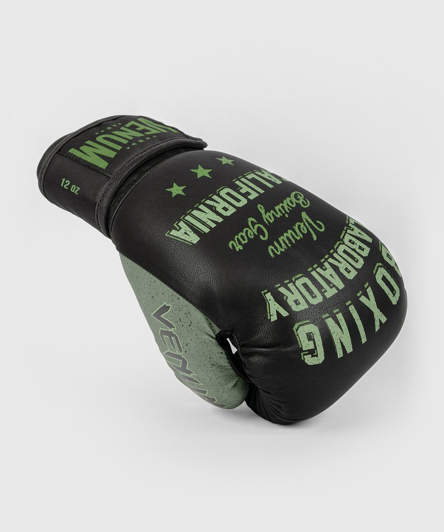Боксерские перчатки Venum Boxing Lab Gloves 12 унций