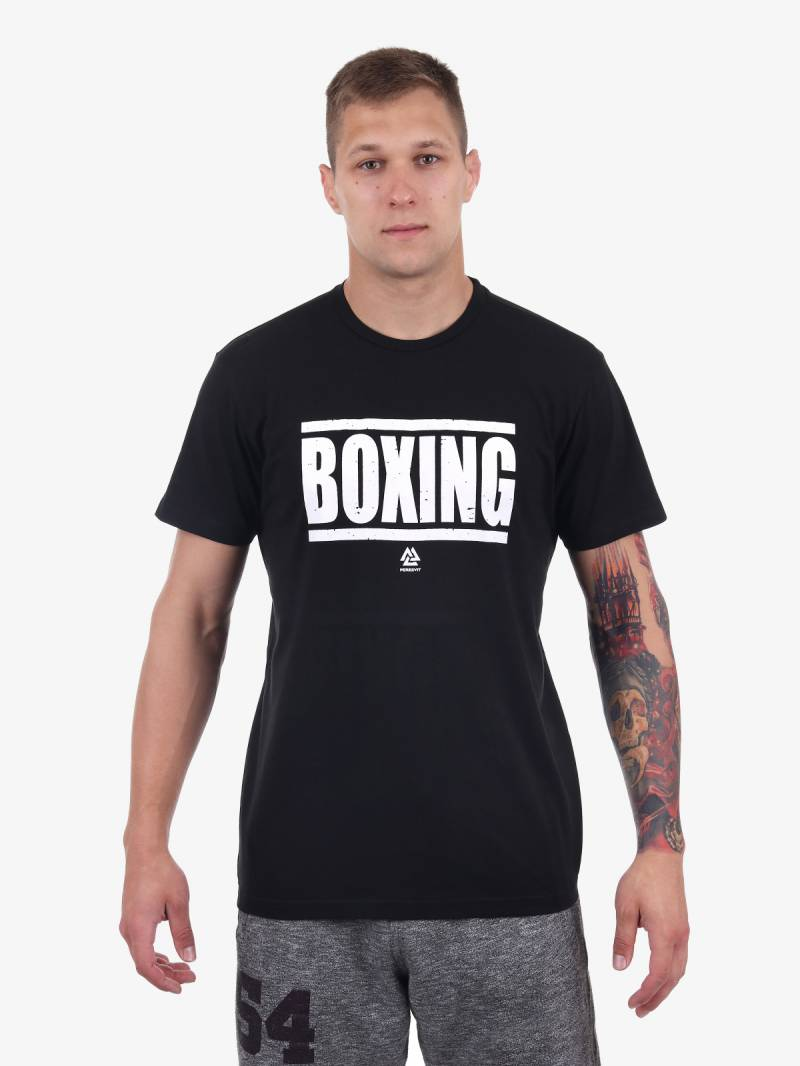 Футболка Peresvit Boxing T-Shirt Black S