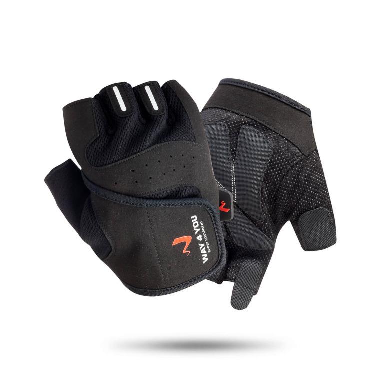 Перчатки для фитнеса Мужские Way4you M