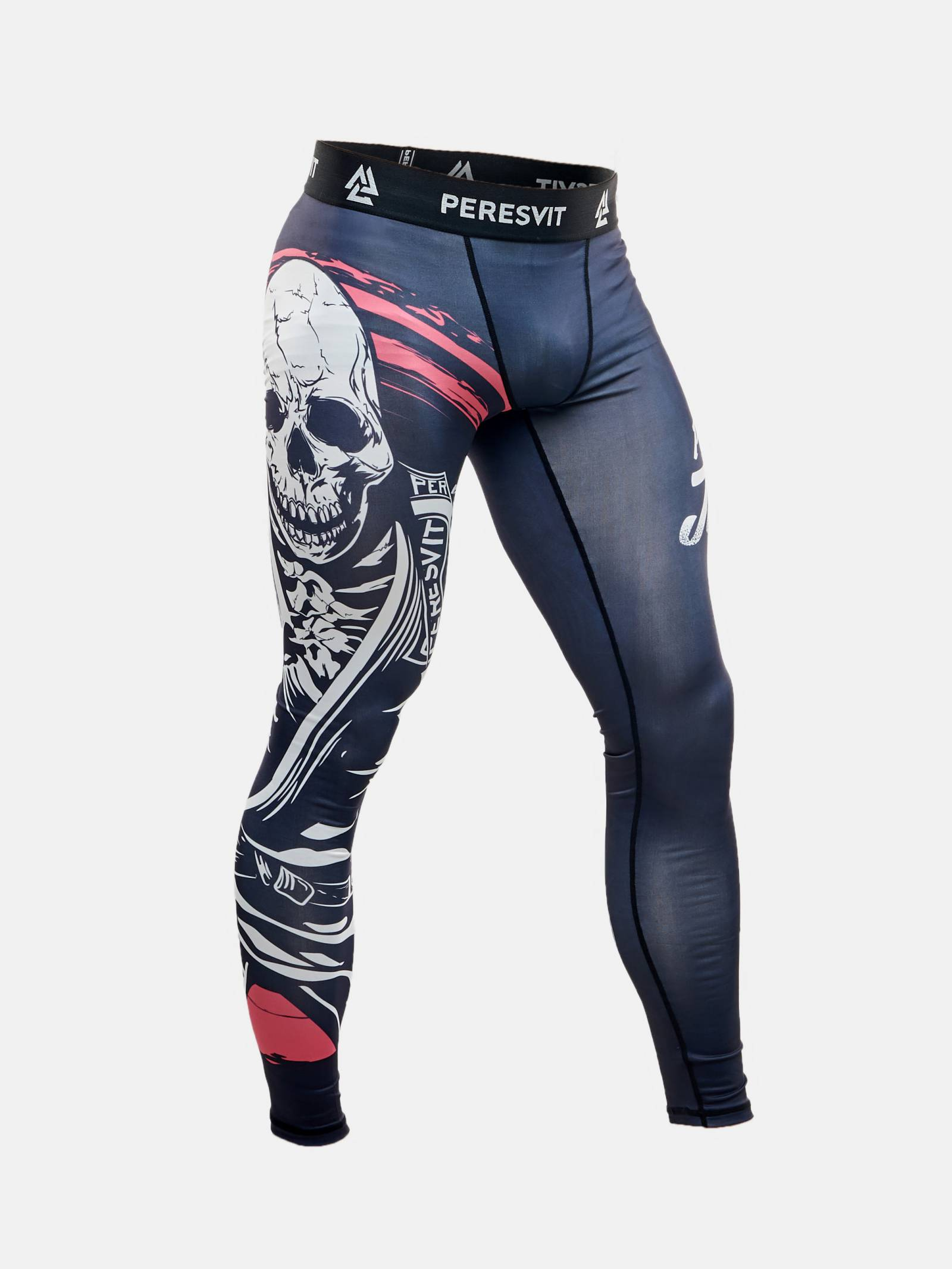 Компрессионные штаны Peresvit Phantom Jitser MMA Leggings S