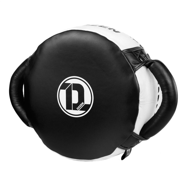 Макивара Dozen Masters Pill Boxing Pad Black/White