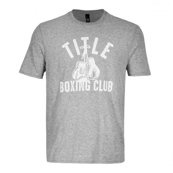 Футболка TITLE Boxing Club Fundamental S